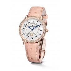 Réplica Jaeger-LeCoultre 3612420 Rendez-Vous Night & Day Large Oro rosado/Diamante/plata