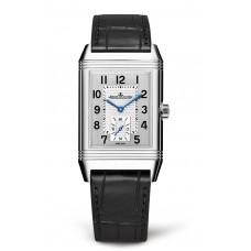 Réplica Jaeger LeCoultre Reverso Classic Large plata Dial Hand Wound Hombres Reloj