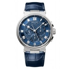 Réplica Breguet Marine Cronografo 42.3mm hombre Reloj