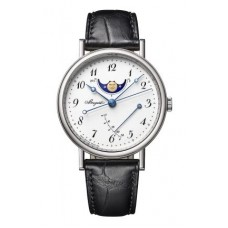 Réplica Breguet Classique Moonphase Power Reserve 39mm hombre Reloj