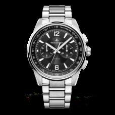 Réplica Jaeger-LeCoultre 9028170 Polaris Cronografo Acero inoxidable/Negro/Bracelet