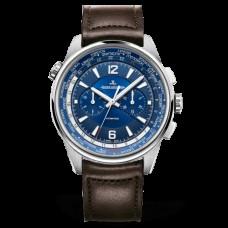 Réplica Jaeger-LeCoultre 905T480 Polaris Cronografo WT Titanium/Azul/Calf