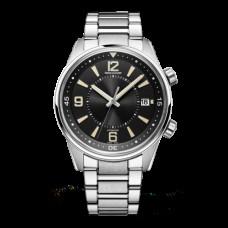 Réplica Jaeger-LeCoultre 9068170 Polaris Automatico Acero inoxidable/Vintage Negro/Bracelet