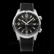 Réplica Jaeger-LeCoultre 9068670 Polaris Automatico Acero inoxidable/Vintage Negro/Rubber