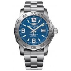 Réplica Breitling Colt Azul Dial Reloj