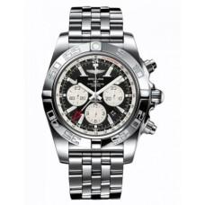 Réplica Breitling Chronomat GMT Acero inoxidable Reloj