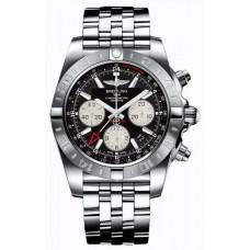 Réplica Breitling Chronomat 44 GMT Acero inoxidable Reloj