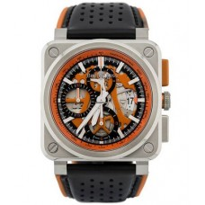 Réplica Bell & Ross BR 03-94 Aero GT Orange Reloj