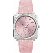 Réplica Bell & Ross Novarosa Full Diamantes Quartz Reloj