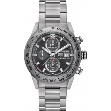 Réplica Tag Heuer Carrera Automatico Hombres Cronografo Titanium Reloj CAR208Z.BF0719