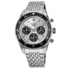 Réplica Tag Heuer Autavia Heritage Calibre Heuer 02 42mm hombre Reloj CBE2111.BA0687