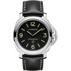 Réplica Panerai Luminor Base Logo 3 Days Acciaio 44mm PAM00773 Reloj