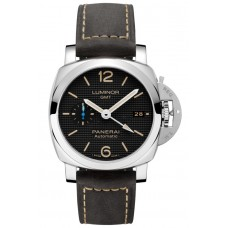 Réplica Panerai Luminor 1950 3 Days GMT Automatico Acciaio 42mm PAM01535 Reloj