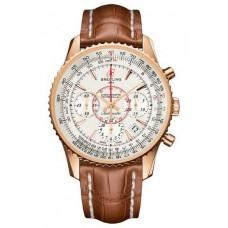 Réplica Breitling Montbrillant 01 Rosa oro Reloj
