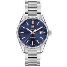 Réplica Tag Heuer Carrera Azul Dial Reloj de senoras WAR1114.BA0601
