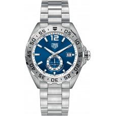 Réplica Tag Heuer Formula 1 Automatico Azul Dial Hombres Reloj WAZ2014.BA0842