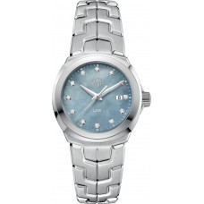 Réplica Tag Heuer Link Diamante Reloj de senoras WBC1313.BA0600
