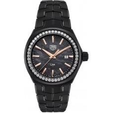 Réplica Tag Heuer Link Quartz 32mm Reloj de senoras WBC1391.BH0745