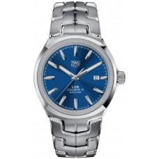 Réplica Tag Heuer Link Automatico Azul Dial Hombres Reloj WBC2112.BA0603