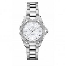 Réplica Tag Heuer Aquaracer Blanco Madre perla Dial Reloj de senoras WBD1311.BA0740