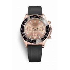 Réplica Rolex Cosmograph Daytona Everose oro 116515LN Rosado Dial Reloj
