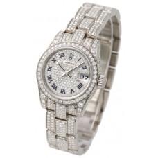 Rolex Lady-Datejust reloj de replicas 179459-1