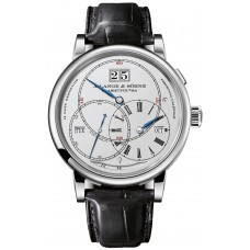 A. Lange & Sohne Richard Lange Reloj de calendario perpetuo hombres Terraluna 45.5mm replicas 180.026