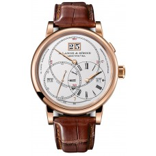 A. Lange & Sohne Richard Lange Reloj de calendario perpetuo hombres Terraluna 45.5mm replicas 180.032