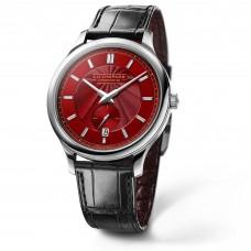 Chopard L.U.C XPS 1860 Red Carpet Edition Red Dial Black Cuero Edicion limitada para hombre