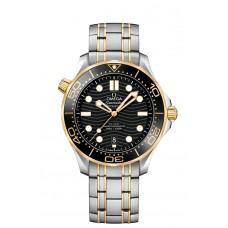 cronógrafo OMEGA Seamaster Steel de oro amarillo 210.20.42.20.01.002 Réplicas