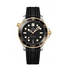 cronógrafo OMEGA Seamaster Steel de oro amarillo 210.22.42.20.01.001 Réplicas