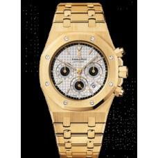 Audemars Piguet Royal Oak Cronografo Oro amarillo 39mmes 25960BA.OO.1185BA.02