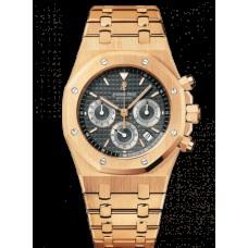 Audemars Piguet Royal Oak Cronografo Oro rosa 39mmes 25960OR.OO.1185OR.03