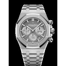 Audemars Piguet Royal Oak Cronografo 38 Acero inoxidable/gris 26315ST.OO.1256ST.02