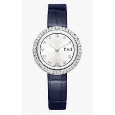 Piaget Possession G0A43084 de mujer con esfera plateada de diamantes Réplicas