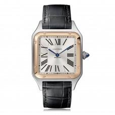 Cartier Santos Dumont Cuarzo W2SA0011 para hombre