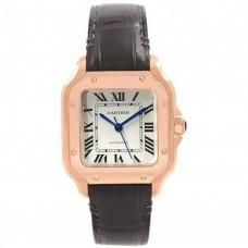 Cartier Santos Automatica Viento propio WGSA0012 para hombre
