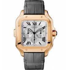Cartier Santos Automatica Viento propio WGSA0017 para hombre