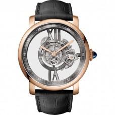 Cartier Rotonde de Cartier Astrotourbillon WHRO0041 Oro rosa