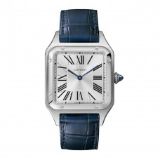 Cartier Santos Dumont Cuarzo WSSA0022 para hombre