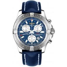 para hombre Breitling Colt Cronógrafo Azul Marcar A7338811 / C905 / 105X / A20BA.1 Réplicas