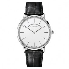 Replicas A. Lange & Sohne Saxonia Thin Manual Wind 40mm hombres 211.027