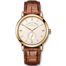 A.Lange&Sohne Saxonia - Manuel Reloj viento hombres replicas 215.021