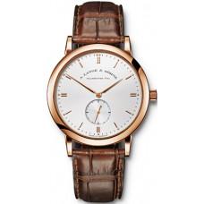 A.Lange&Sohne Saxonia Manuel Reloj viento hombres replicas 215.032