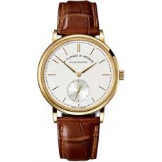 A.Lange&Sohne Saxonia Manuel Reloj viento hombres replicas 216.021
