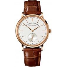A.Lange&Sohne Saxonia Manuel Reloj viento hombres replicas 216.032