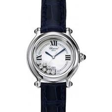 Replicas Reloj Chopard Happy Sport Classic Redondo Cuarzo 32mm Senora 278238-3006