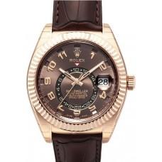 Rolex Sky-Dweller reloj de replicas 326135