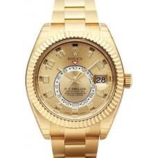 Rolex Sky-Dweller reloj de replicas 326938