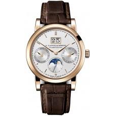 A.Lange&Sohne Saxonia Calendrier Annuel Reloj 38.5mm hombres replicas 330.032